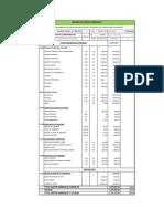 Gastos Generales y Utilidad (Componente III)