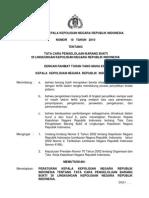 Perkap No. 10 Th 2010 Ttg Tata Cara Kelola Bb Di Lingk Polri