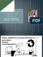 Termino del Contrato de Trabajo Chile