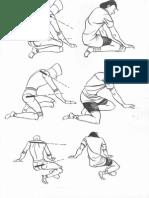 Originautilizando as Linhas Do Ombro e Da Cintura Pélvica No Desenho Da Figura.