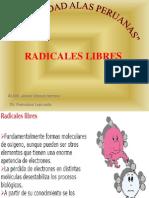 Radicales Libres Junior