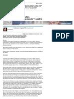 A Liderança e as Relações Interpessoais No Ambiente de Trabalho