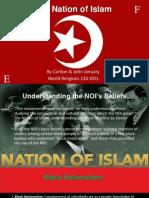 Nation of Islam origins