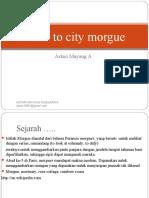 Road to City Morgue