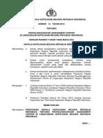 Perkap No 12 Th 2012 Ttg Assessment Center