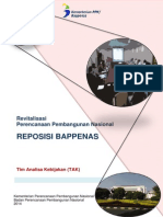 Revitalisasi Perencanaan Pembangunan Nasional