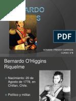 Bernardo O'Higgins(ESTE ES