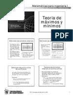 Teor Maxymin Tec[1]