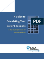 A Guide to Calculating Boiler Emissions