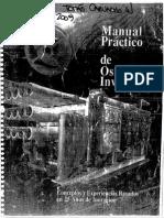 Manual Práctico de Osmosis Inversa Osmonics