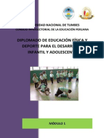 Modulo 1 - Diplomado en Educacion Física
