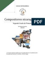 Compositores Nicaraguenses
