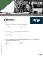 Guía 13 EM-31 Inecuaciones y Sistemas de Inecuaciones de Primer Grado