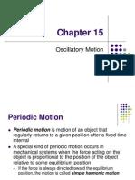 chapter15 Oscilaciones