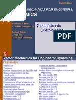 Unidad II Cinematica de Cuerpo Rígido Beer_dinamica_8e_presentaciones_c15