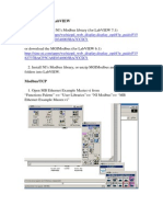 Labview Modbus Eng