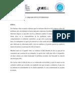 Pymes - Análisis de Etica y Adquisición e Inversiones