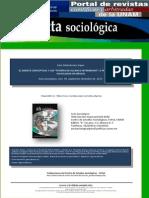 Gina Zabludovsky de Acta Sociológica Núm 59.