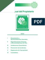 Manual Del Prop.florencia