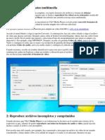 VLC Media Player Trucos Poco Conocidos