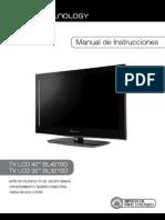 Manual LCD BGH