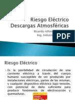 Riesgo Eléctrico - Rayos