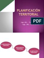 Planificación Territorial