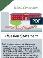 parent  school connection