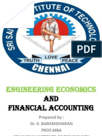 Decision Making Model - B.E (CS/IT) - EE&FA/C - DR.K.BARANIDHARAN, SRI SAIRAM INSTITUTE OF TECHNOLOGY, CHENNAI