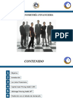 Econometria Finanicera II