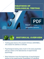 Foundations of Psych Testing 2