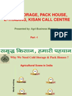 Cold Storage & Pack House Presentation 1