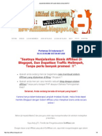 Cara Membuat Blog dengan sistem affiliasi dengan script di blog http://new-affiliasi.blogspot.com