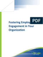 Fostering Eᴱ Engagement in Ur Org