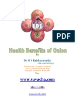 101Health Benefits of Onion