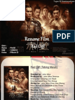 TUGAS 2 Resume film Red Cliff 1 & 2