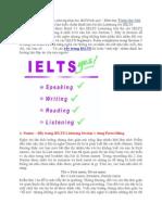 Bẫy Trong Ielts Listening Section 1 Dạng Form Filling