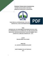 Nivel de Conocimiento de Matemática - Julio Molina TESIS.docx