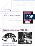 NIT casting technology