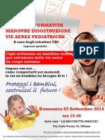Locandina Lez. Informativa - 07 Settembre 2014