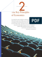 the key priciples of economics