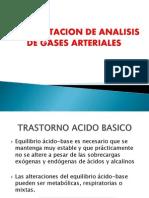 Interpretacion Acido Basica