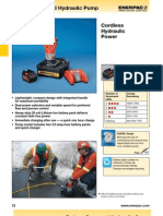 Enerpac BP Series Catalog