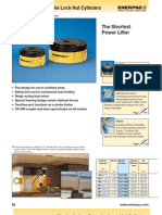 Enerpac CLP Series Catalog