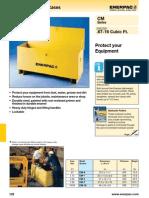 Enerpac CM Series Catalog