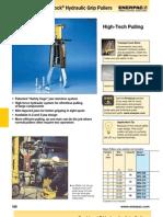 Enerpac EPH Series Catalog