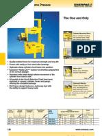 Enerpac IPR Series Catalog