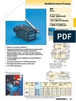 Enerpac MP Series Catalog