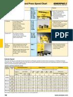 Enerpac Press Accessories Catalog