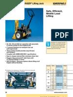 Enerpac PR Series Catalog